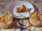 Mousse turron dulce leche ingredientes)
