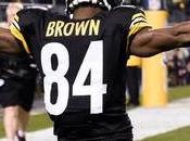 jugador Steelers pide salida Antonio Brown