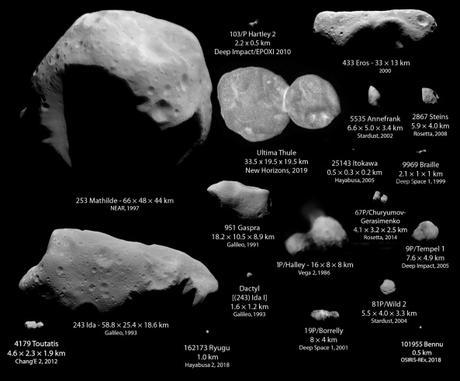 Y así son los cimientos del Sistema Solar. Ultima Thule deja de ser varios píxeles.
