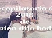 Recopilatorio 2018