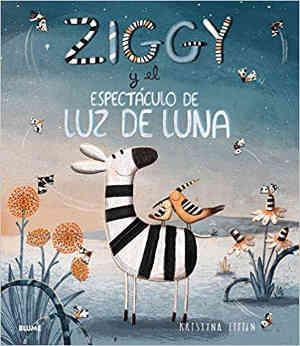 Ziggy y el espectáculo de luz de Luna – Kristina Litten