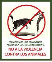 Resultado de imagen de VIOLENCIA CONTRA ANIMALES