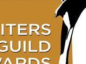 NOMINACIONES SINDICATO GUIONISTAS EE.UU. (Writers Guild Awards)