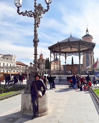Ruta de Beatricia en Alcalá: (I)