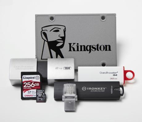 CES 2019: Kingston hará demo de nuevas SSD empresariales y de consumo, así como de soluciones integradas para la vida cotidiana