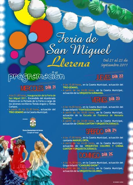 Feria de Llerena 2011