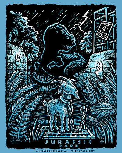 Unas cuantas ilustraciones dinosaurianas... (XXXI)
