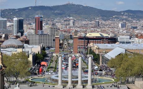 Guía para recorrer Barcelona (a mi manera)
