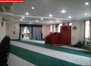 Mezquita en la que oró Bukele está en la colonia Flor Blanca