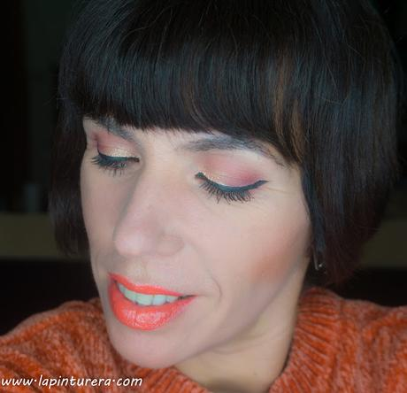 maquillaje naranja 05