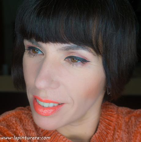maquillaje naranja 04