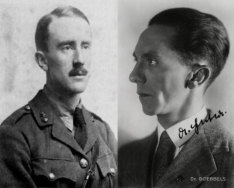 La respuesta de J. R. R. Tolkien a la Alemania nazi