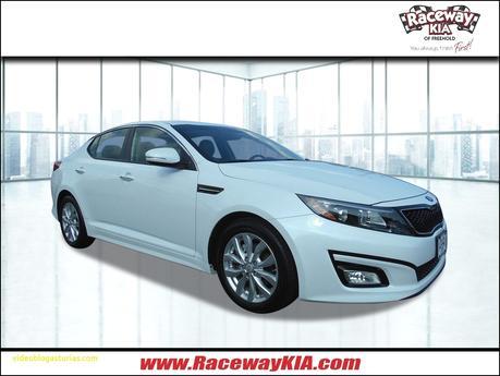 8 Luxury 2015 Kia Optima Front Bumper