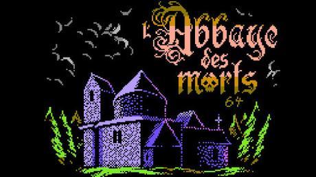 Últimas unidades del L'Abbaye des morts para Commodore 64