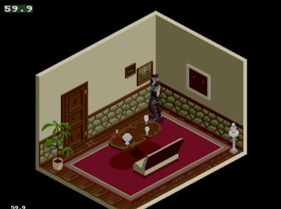 Nuevo vídeo de la versión libre de Resident Evil para Mega Drive