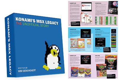 Presentado un nuevo libro con la historia de Konami y el MSX