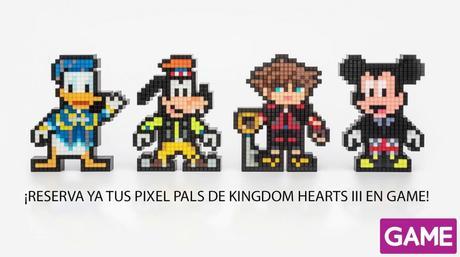 GAME presume de exclusiva PlayStation 4 Pro Edición Especial de Kingdom Hearts III