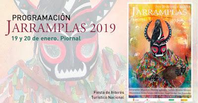 Programación JARRAMPLAS 2019