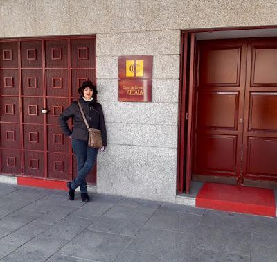Ruta de Beatricia en Alcalá: (II)