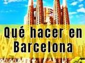 hacer Barcelona