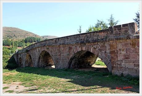 Puente de Fresneda de la Sierra Tirón
