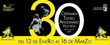 30 años de teatro aficionado en Navalcarnero