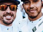 Hamilton lidera quinto triunfal Mercedes, Alonso despide