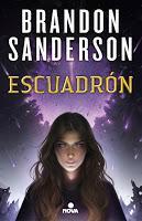 Escuadrón, de Brandon Sanderson