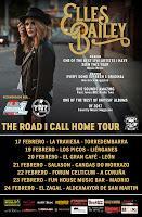 Conciertos de Elles Bailey en España