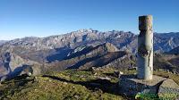 Cima del Pico Pierzu, Ponga