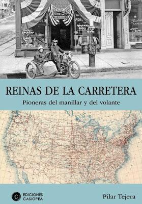REINAS DE LA CARRETERA: ¡Pioneras feministas sobre ruedas!