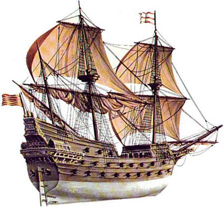 Te regalamos la maqueta del galeón San Martín