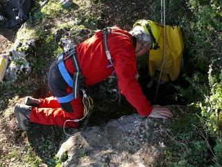 Nuevas cavidades catalogadas en la Sierra de Cazorla