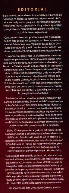 El Senderín, enero 2019