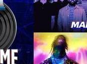 Maroon encabezará show medio tiempo Super Bowl LIII