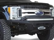 ford F250 Front Bumper Replacement