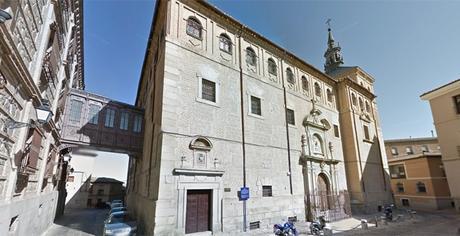 Resultado de imagen de Colegio de Doncellas Nobles de Toledo