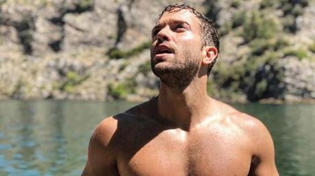 Las fotos más sexys de Pablo Alborán