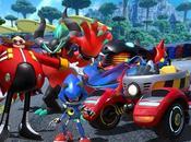 Team Eggman también llevará malvados planes Sonic Racing