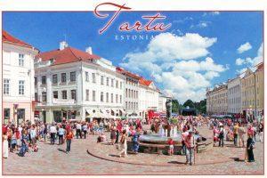 "Youth exchange ""Your Job – DIY"" in Estonia"