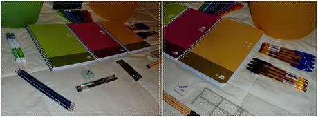 Material escolar | Organización y tips