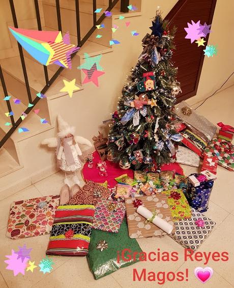Regalos de Reyes Magos 2019 (I)