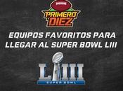 favoritos afición México para llegar Super Bowl LIII
