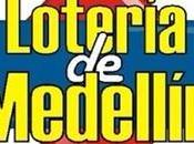 Lotería Medellín viernes enero 2019