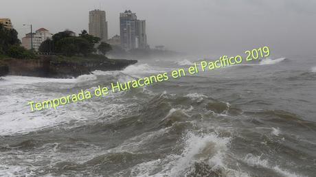 Lista de nombres para la Temporada de Huracanes en el Pacífico 2019