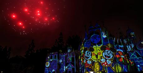 Estrena Disneyland espectacular show nocturno: Mickey's Mix Magic
