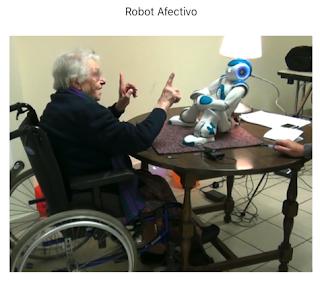 La enfermería frente al robot