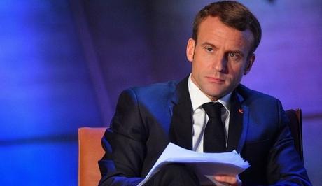 Macron y como enfrentarse a una crisis de imagen