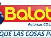 Números ganadores Baloto sábado enero 2019