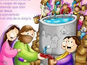 Convierte nuestra agua vino alegría